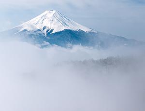 パリコレッ!芸術祭2017  富士山写真家 山本耕作 写真展「富士悠久」