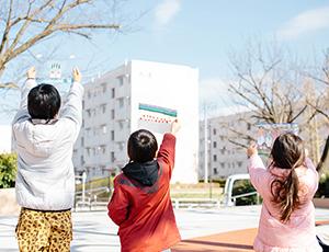 遊団地〜団地はケーキである〜 at 町田木曽団地レポート