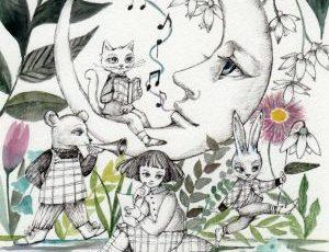 卯の花の月の庭より vol.2