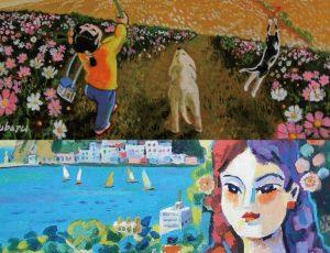 パリコレッ!芸術祭2019 並木スバル親子171歳記念展