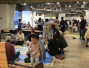 パリコレッ!芸術祭2019  つくる!奏でる!感じる!『竹のわっ!』vol.1 at 町田パリオ イベントレポート
