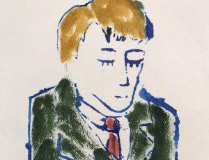 パリコレッ!ギャラリー vol.1 キン・シオタニ presents 「にじみドローイング展」