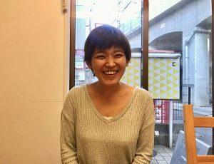 町田まわるまわる図鑑 〜パリコレッ!ギャラリー・アーティストインタビュー~ <アーティスト:安部寿紗さん>